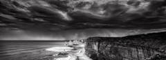 Apostles in the storm print