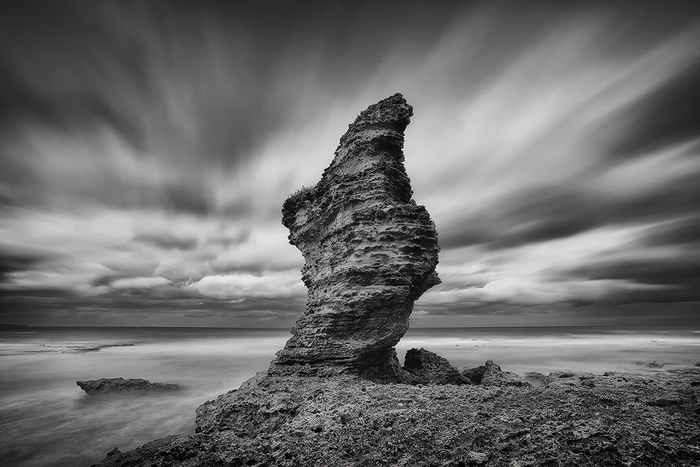 private dancer, aireys inlet, great ocean road, victoria,