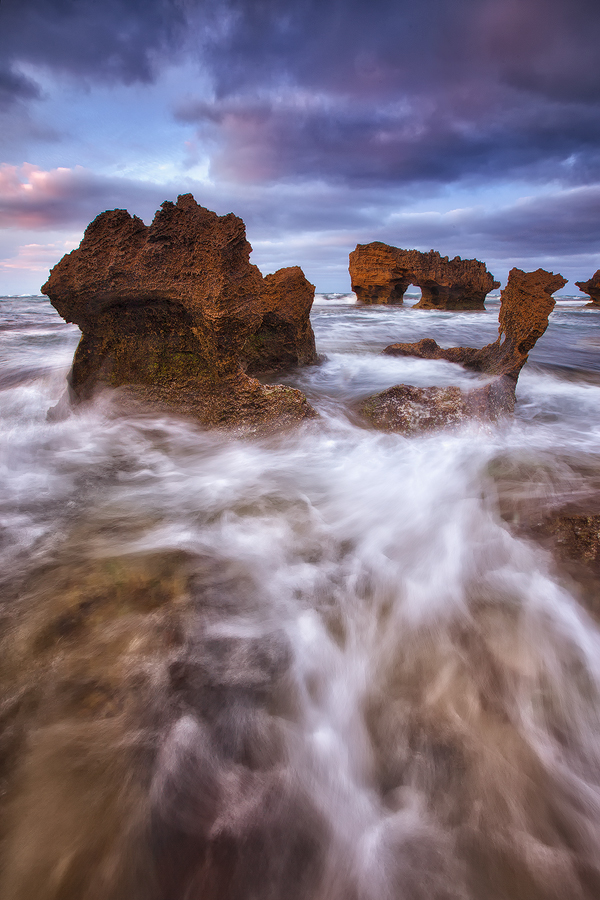 Mustang Point, Warrnambool, Melbourne, Victoria. Photo © Darren J Bennett. All Rights Reserved.
